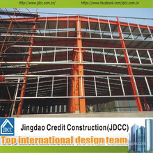 Design Ce Certificate Steel Structure Workshop