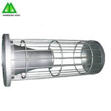 Cage de sac filtrant en acier inoxydable