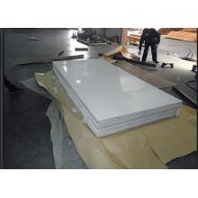 Plastic Film Coated Aluminium Sheet
