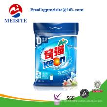 Embalaje de polvo de lavado Bolsas de plástico