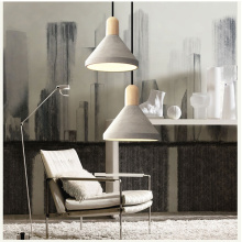 Contracted Stone Hanging Light Home Decor Pendant Lamp