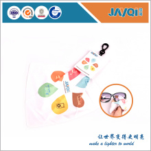 Eyewears Cleaning Cloth with Keychain