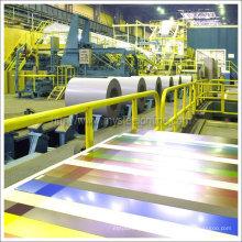 Portes de garage Colle d'acier revêtue de couleur appliquée PPGI