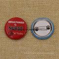 Оптовая Дешевые пользовательские металлические медсестра Значок кнопки Pins