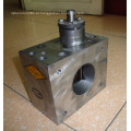 bomba de cola quente alta viscoso elétrica do derretimento