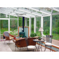 الألومنيوم sunroom المحمولة sunroom