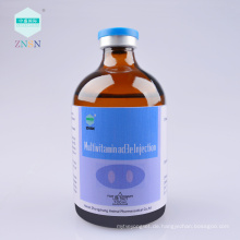 ZNSN Tierarzneimittelinjektion Multivitamin ad3e Injektion