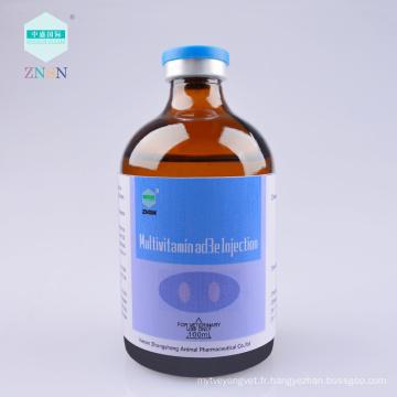 Multivitamine ad3e injection