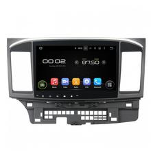 Android 6.0 Car DVD for Mitsubishi Lancer 10.1 inch