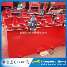 Gold lead zinc copper ore beneficiation plant