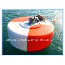 Bóia flutuante para ancoragem marítima / Mark Buoy
