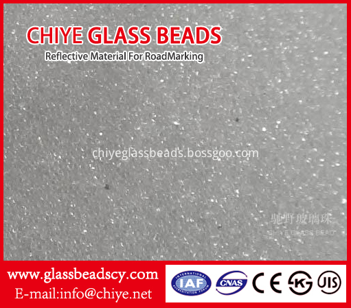 Premix Glass Beads
