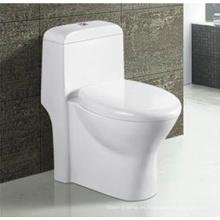 Venta caliente baño cerámica uno Siphonic inodoro de piezas