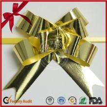 Подарочная упаковка тянуть смычок звезды на Рождество