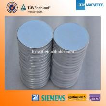 Professionelle N38 N52 Disc Seltene Erde Super Magnet mit RoHS-Zertifizierung