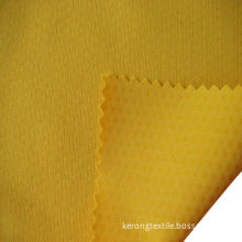 100% Polyester pongee fabric, polyester fabric, plan with jacquard, with high-elastic yarn