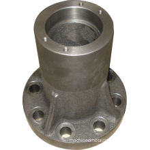 High Precision Cnc Casting Small Metal Parts , Machinery Parts Spindle