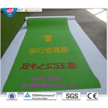 High Quality Janpanese Walker safety Passager Mat Rubber Flooring Rubber Sheet for Japan