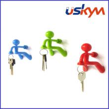 Q-Man flexível com 4 ímãs