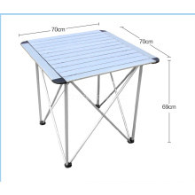 , Небольшой портативный стол открытый складные столы и стулья Алюминиевый стол Кемпинг
