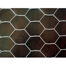 Malla de alambre hexagonal revestida del PVC para la crianza, sustancia química, jardín