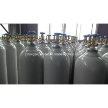 Cilindro de gás argônio sem pressão da pressão de Hiqh (WMA-219-40)