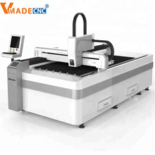 Stainless Steel 1000W CNC Fiber Laser Cutting Machine