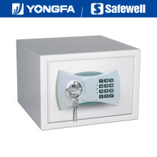 Safewell 25cm Height Eqk Panel Electronic Safe for Office