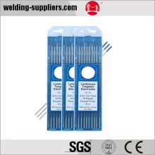 Wolfram-Elektrode(German Language) & (colorful packing) tungsten electrode