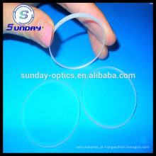 Janelas de vidro de safira mais baratas para relógios com revestimento AR