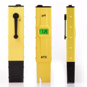 New Protable Lcd Digital Ph Meter Pen Of Tester Accuracy 0.01 Aquarium Pool Water Wine Urine Automatic Calibration