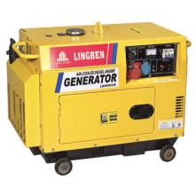 3kw Silet Type Single Phase Diesel Generator (LB4000LN-1)