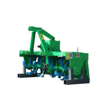Rotary cultivator for small sized gearbox