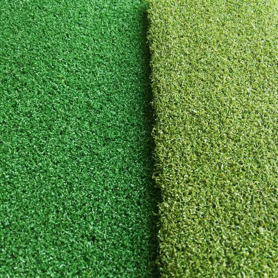 Green Artificial Grass Landscaping