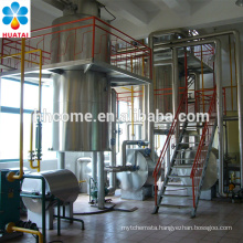 Big capacity good quality used cooking oil making biodiesel machine