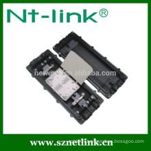 Netlink horizontal fiber optic joint closure