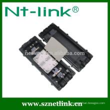Горизонтальное соединение волоконно-оптического соединителя Netlink