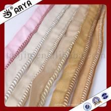 Diseño simple y cuerda decorativa hermosa con la cuerda para la decoración del sofá o el accesorio de la decoración casera, cuerda decorativa, 6m m