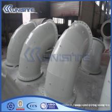 Tubo ondulado de parede dupla de alta pressão personalizado para draga (USC6-005)