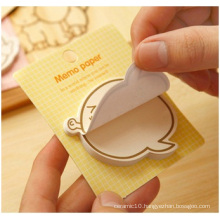 Vintage Series Sticky Notes, Cartoon Memo Pad for Message