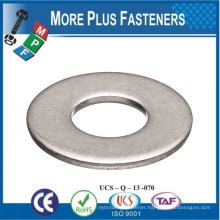 Made In Taiwan ASTM F436 Round Flat Structural Washer Steel Flat Washer