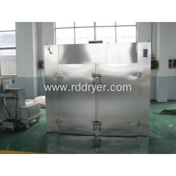 Seaweed hot air circulation drying oven