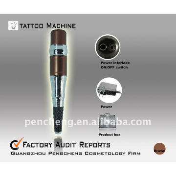 Постоянный макияж бровей вышивка татуировка машина -TA-CB