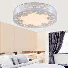 Iluminação de teto conduzida redonda