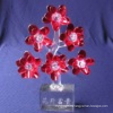 Хрустальный Цветок, Стеклянный Цветок, Украшения Цветок Кристалл Цветок Подарок