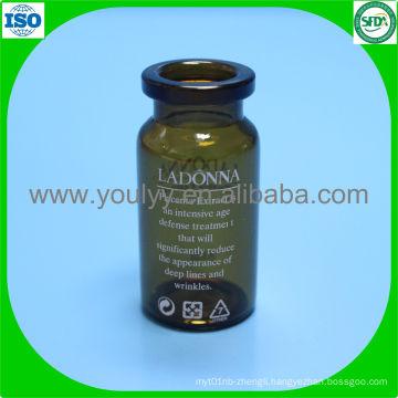 Pharmaceutical Glass Vial (1-35ml)