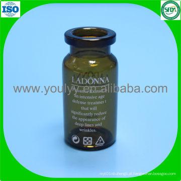 Frasco de vidro farmacêutico (1-35ml)