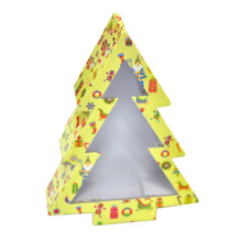 Special Shape Paper Fancy Tree Gift Box