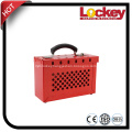 Protable Steel Lockout Kit and Group Lockout Box