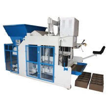 FULANG MACHINE FL10-15M cement block making machine sale in ethiopia